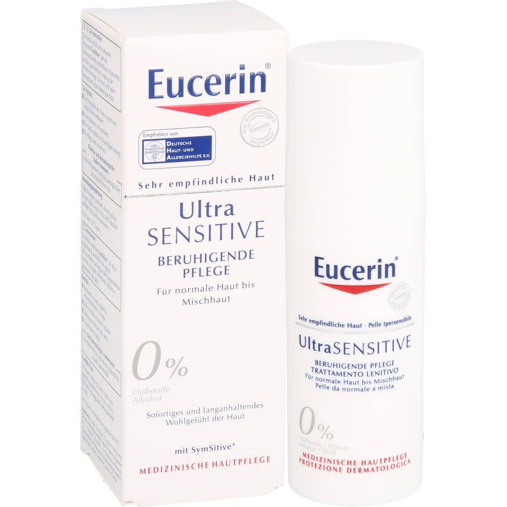 EUCERIN SEH UltraSensitive f.normale bis Mischhaut