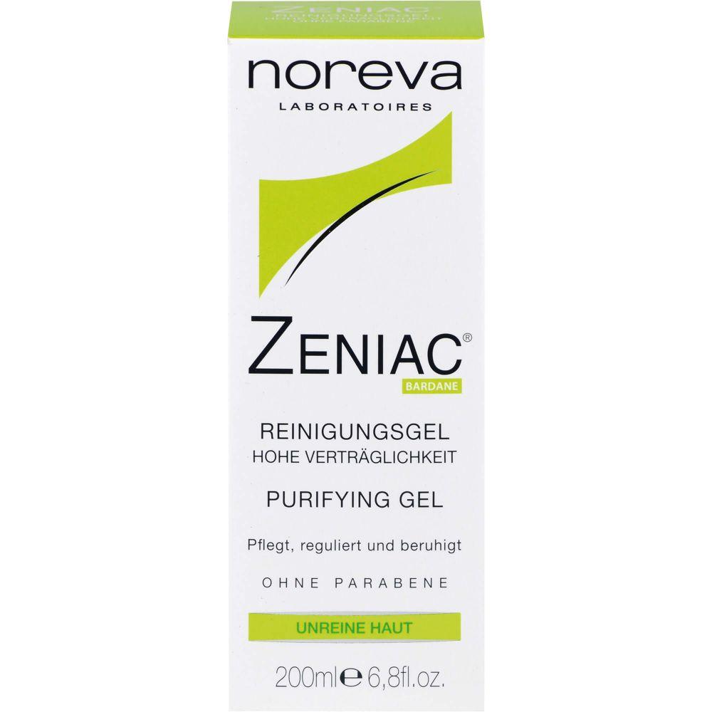 NOREVA Zeniac Reinigungsgel