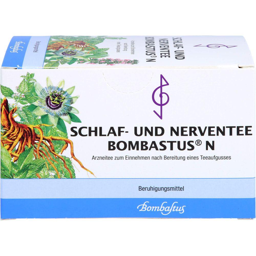 SCHLAF- UND NERVENTEE Bombastus N Filterbeutel