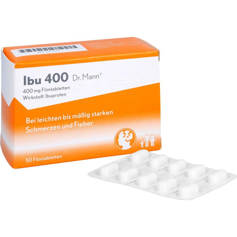 IBU 400 Dr.Mann Filmtabletten