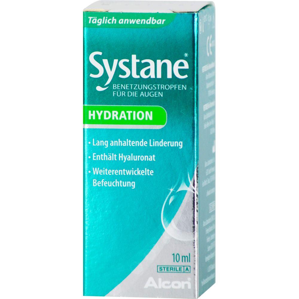 SYSTANE HYDRATION Benetzungstropfen für die Augen