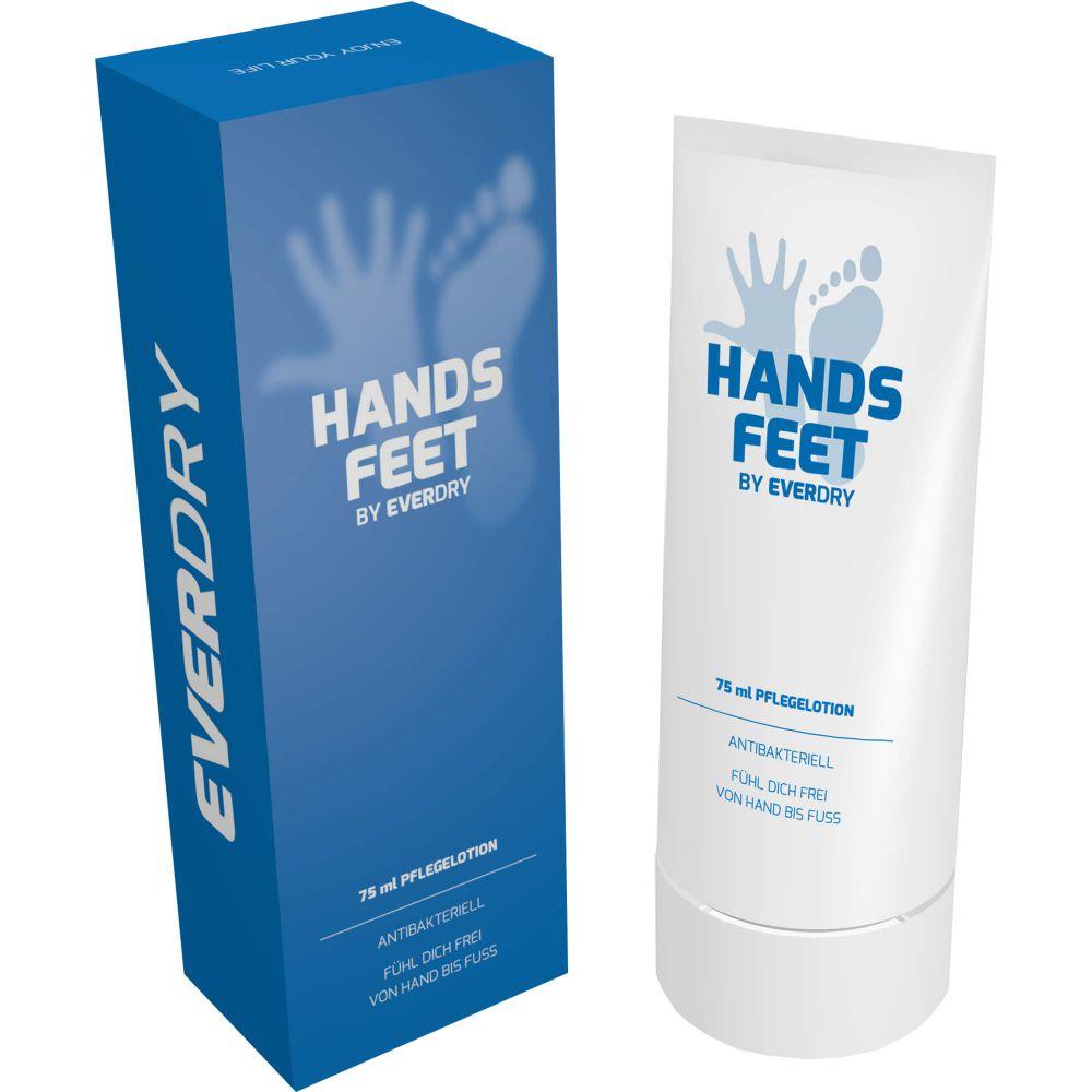 EVERDRY antibakterielle Hands & Feet Pflegelotion