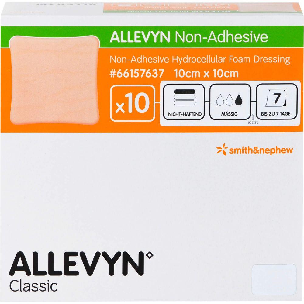 ALLEVYN non Adhesive 10x10 cm Wundverband