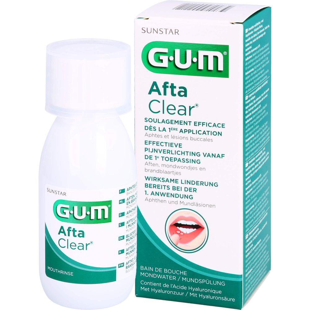 GUM Afta Clear Mundspülung