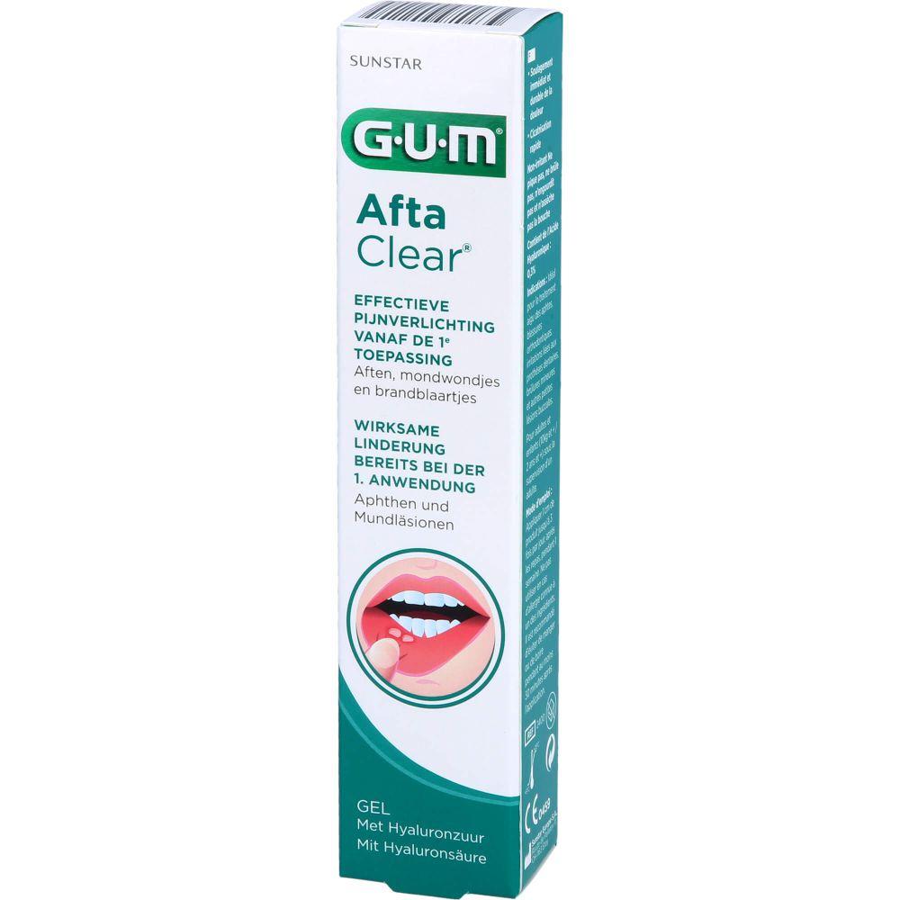 GUM Afta Clear Gel