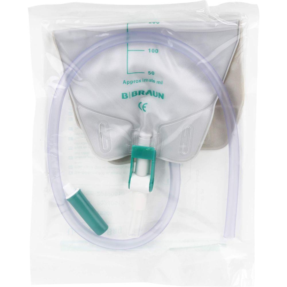 URIN BEINBEUTEL 500 ml Antirefluxvent.60 cm kürzb.