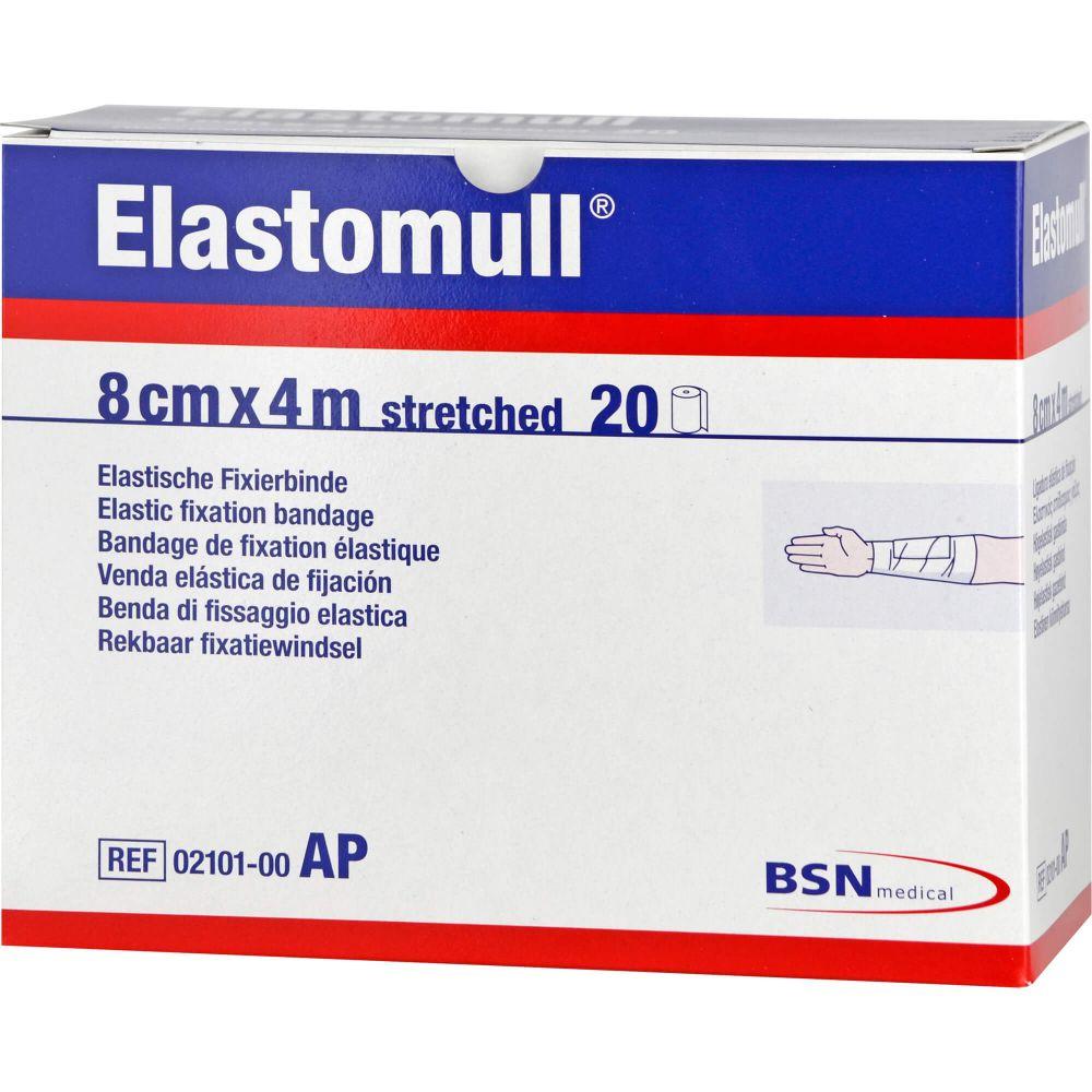ELASTOMULL 8 cmx4 m elast.Fixierb.2096