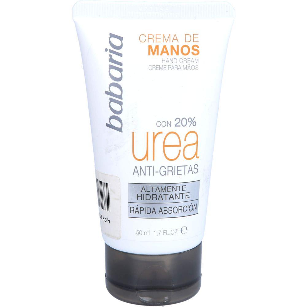 BABARIA Urea 20% Hand- & Nagelcreme