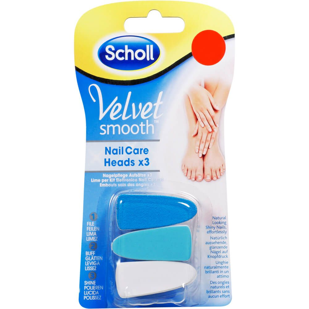 SCHOLL Velvet smooth Nagelpflege Aufsätze