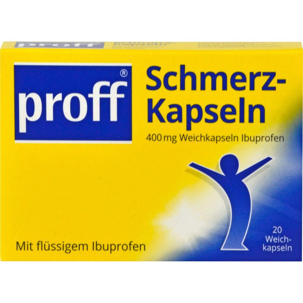 PROFF Schmerzkapseln 400 mg