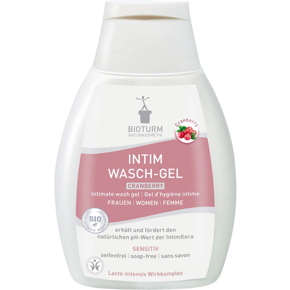 BIOTURM Intim Wasch-Gel Cranberry Nr.91