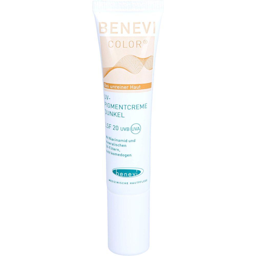 BENEVI Color UV-Pigmentcreme dunkel LSF 20