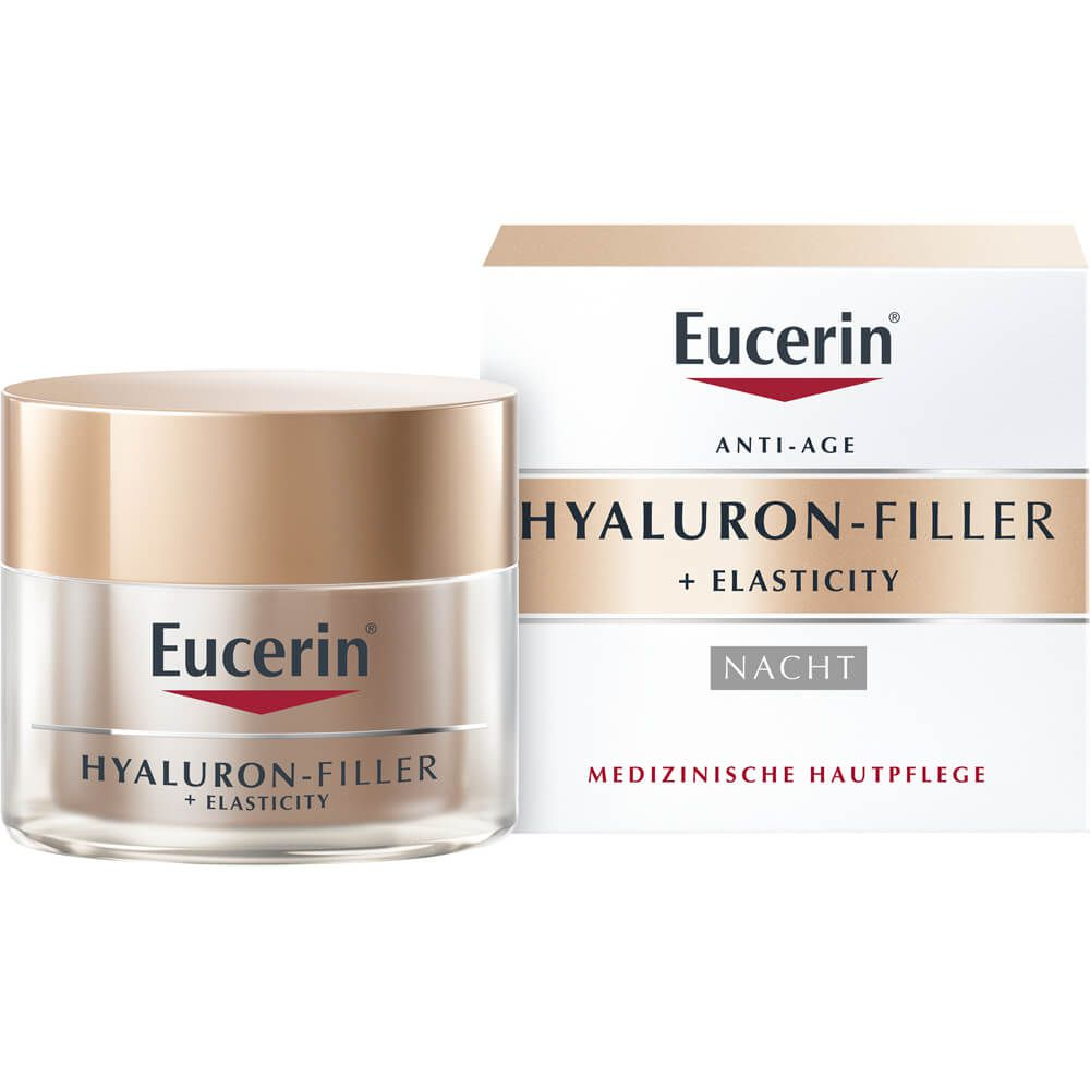 EUCERIN Anti-Age Elasticity+Filler Nachtcreme