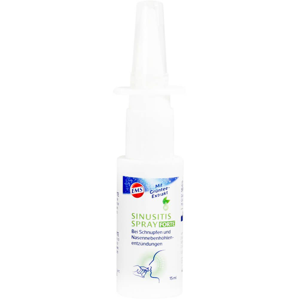 EMSER Sinusitis Spray forte
