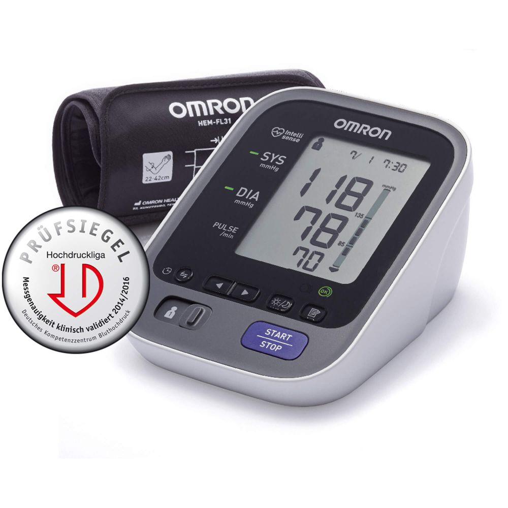 OMRON M700 Intelli IT Oberarm Blutdruckmessgerät