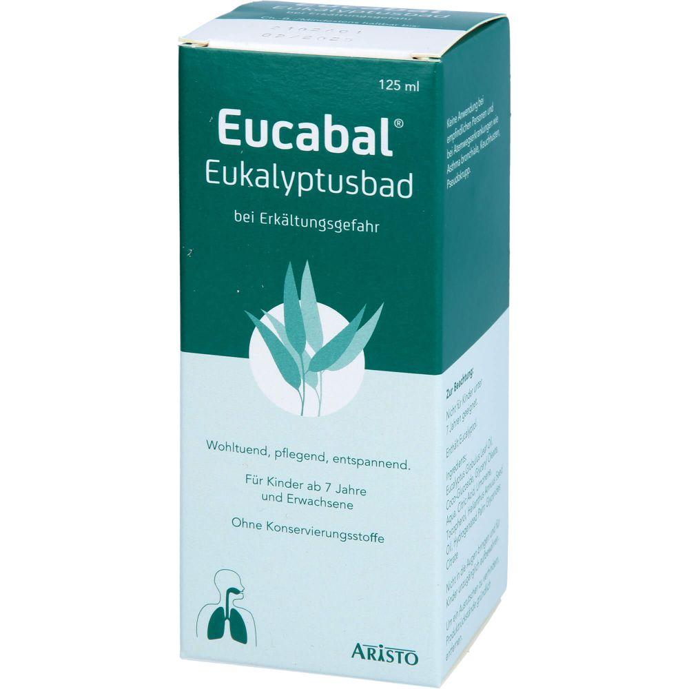 EUCABAL Eukalyptusbad