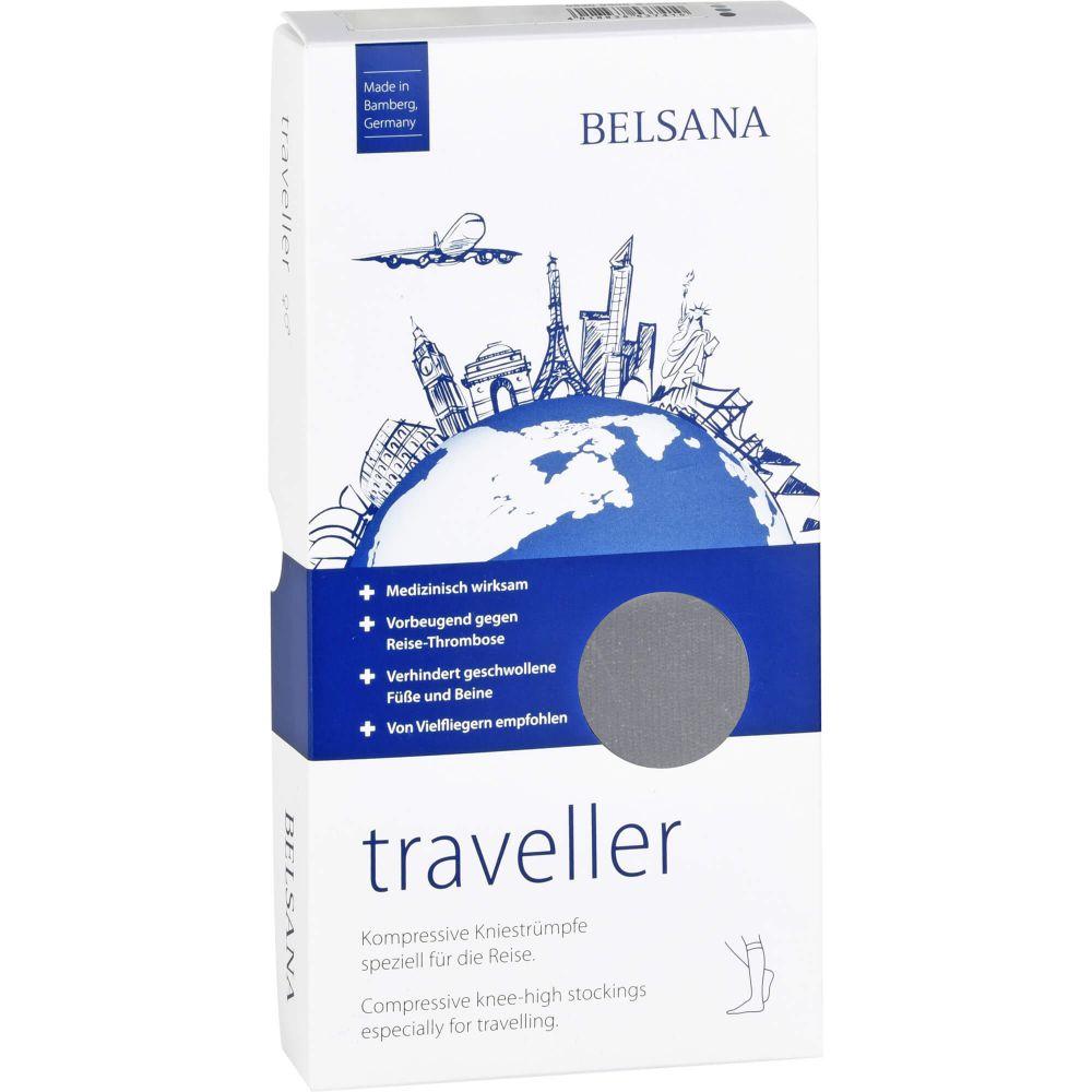 BELSANA traveller AD M grau Fuß 3 43-46