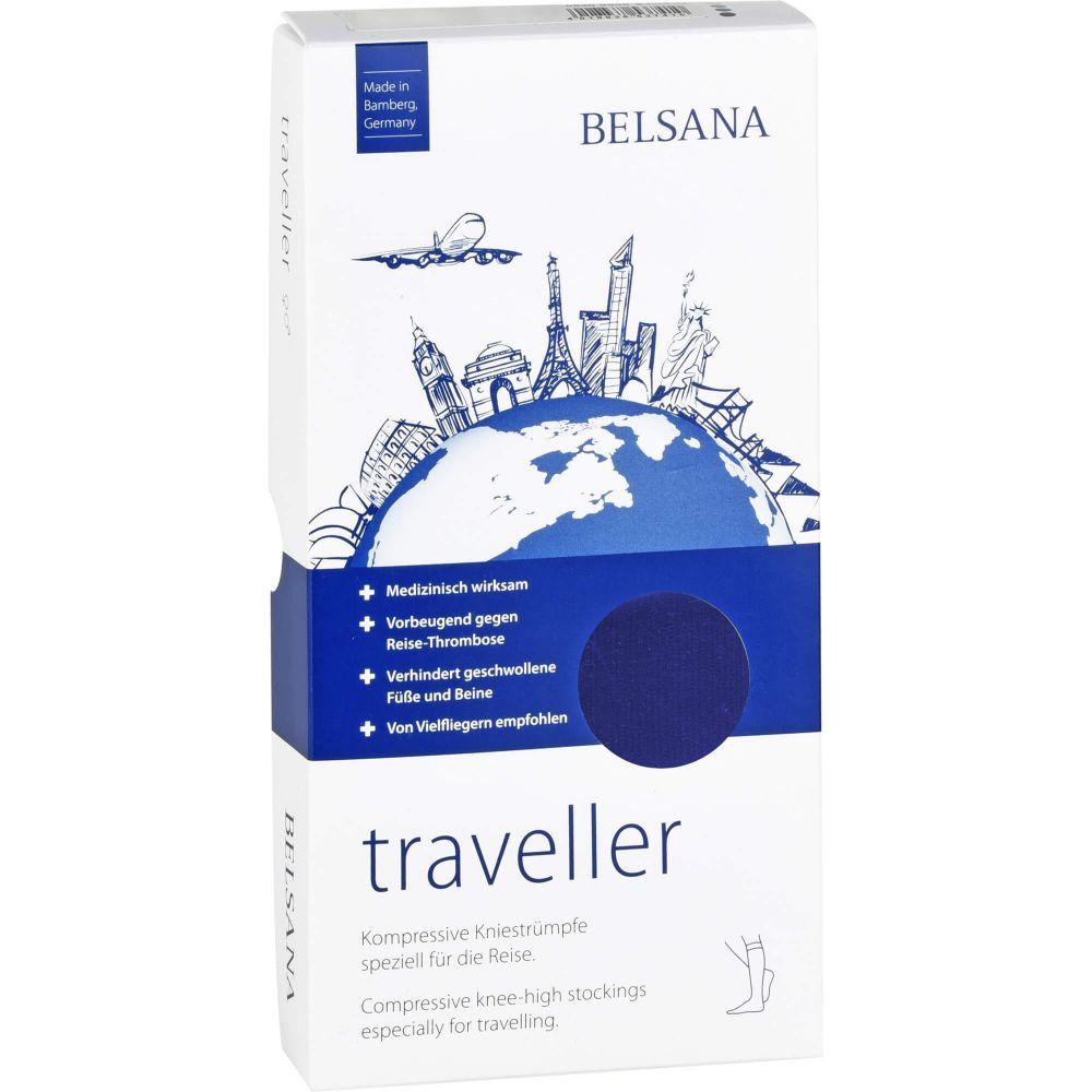 BELSANA traveller AD L blau Fuß 1 35-38