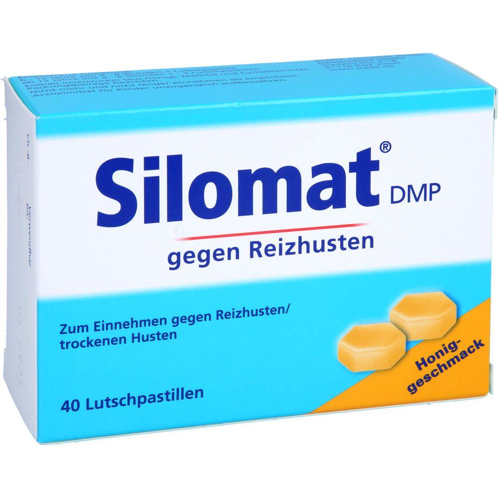 SILOMAT DMP gegen Reizhusten Lutschpast.m.Honig