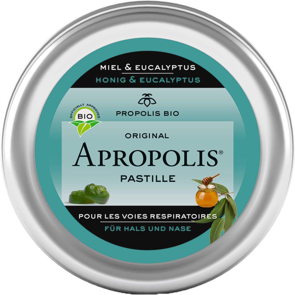 PROPOLIS PASTILLEN Eukalyptus Honig APROPOLIS