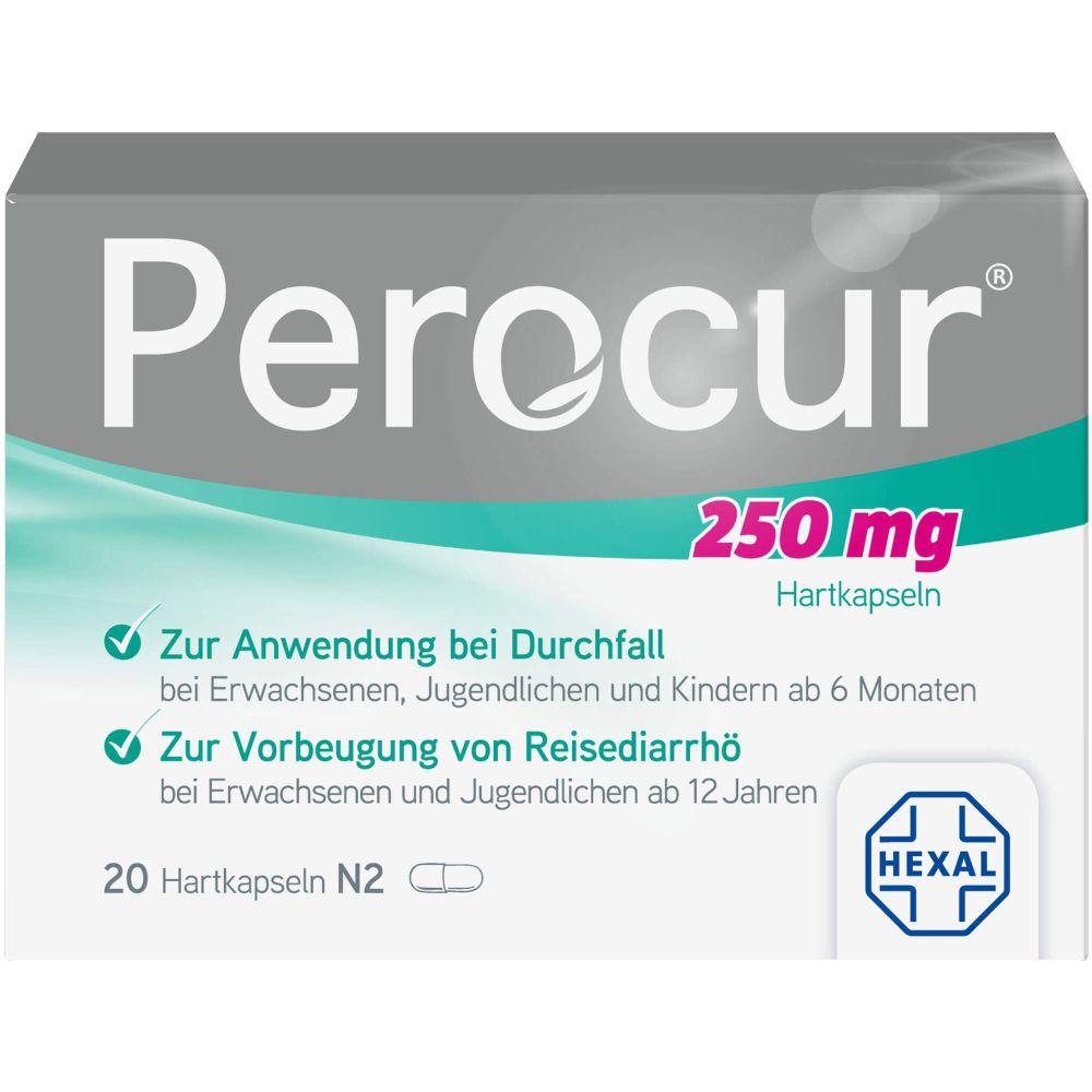 PEROCUR 250 mg Hartkapseln