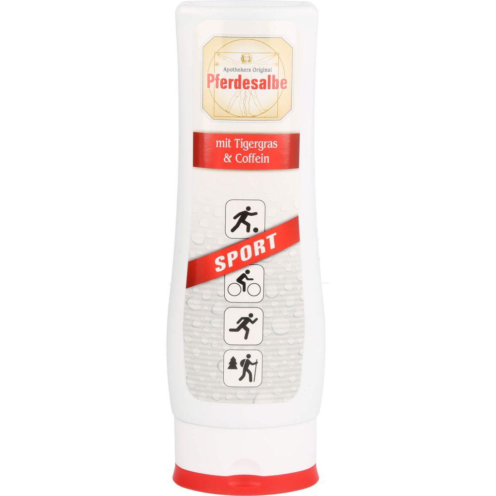 PFERDESALBE Apothekers Original Sport m.Coffein