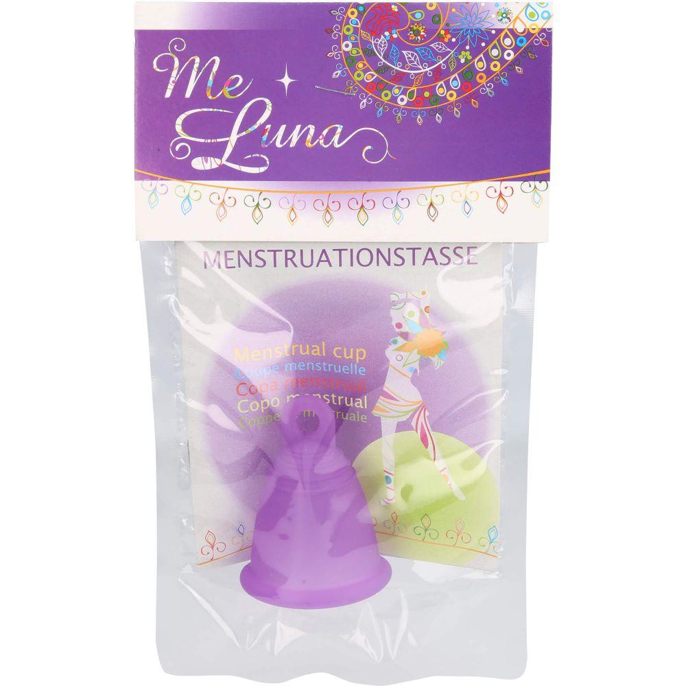MENSTRUATIONSTASSE Me Luna Classic Gr.L violett
