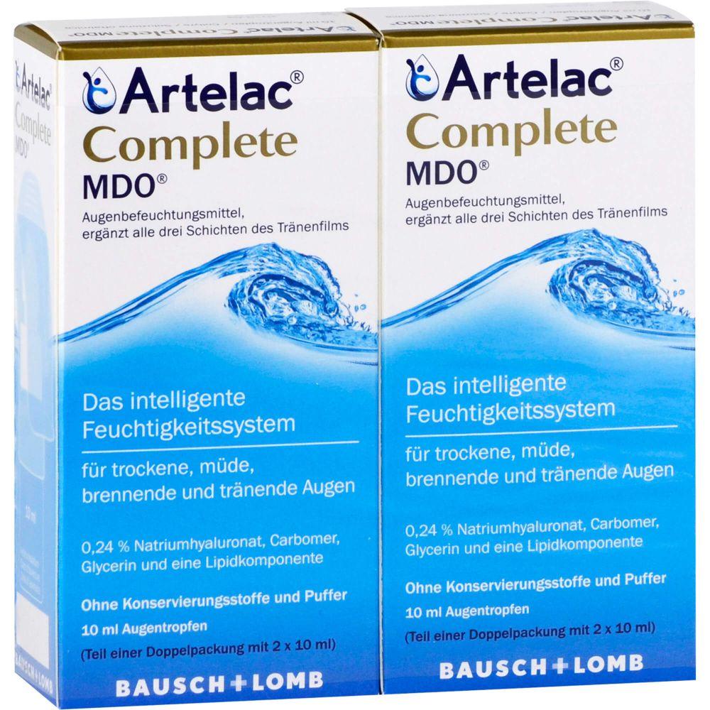 ARTELAC Complete MDO Augentropfen