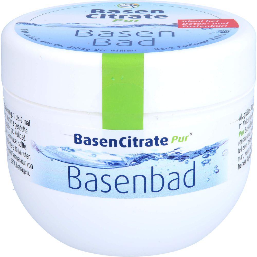 BASEN CITRATE Pur Basenbad