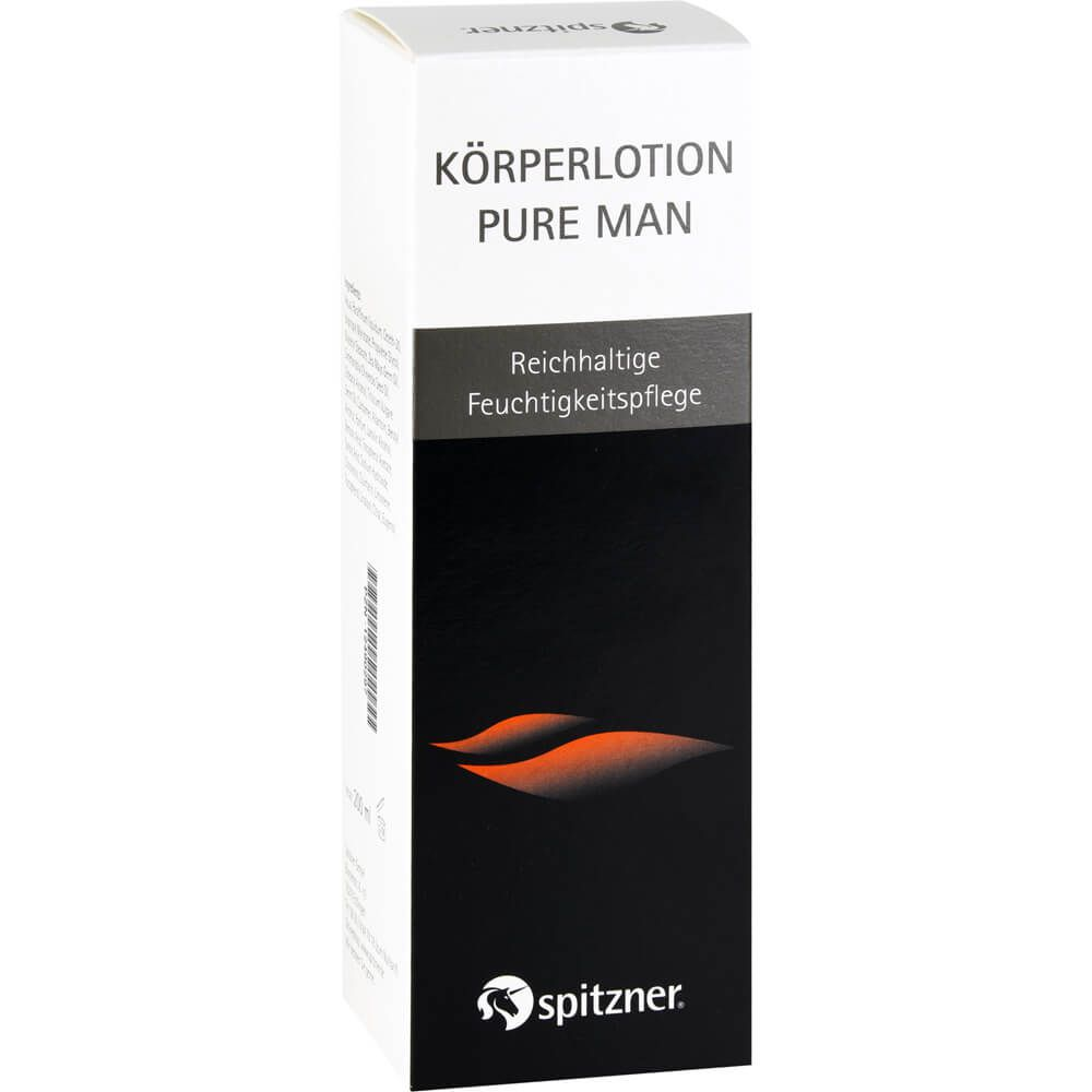 SPITZNER Körperlotion Pure Man