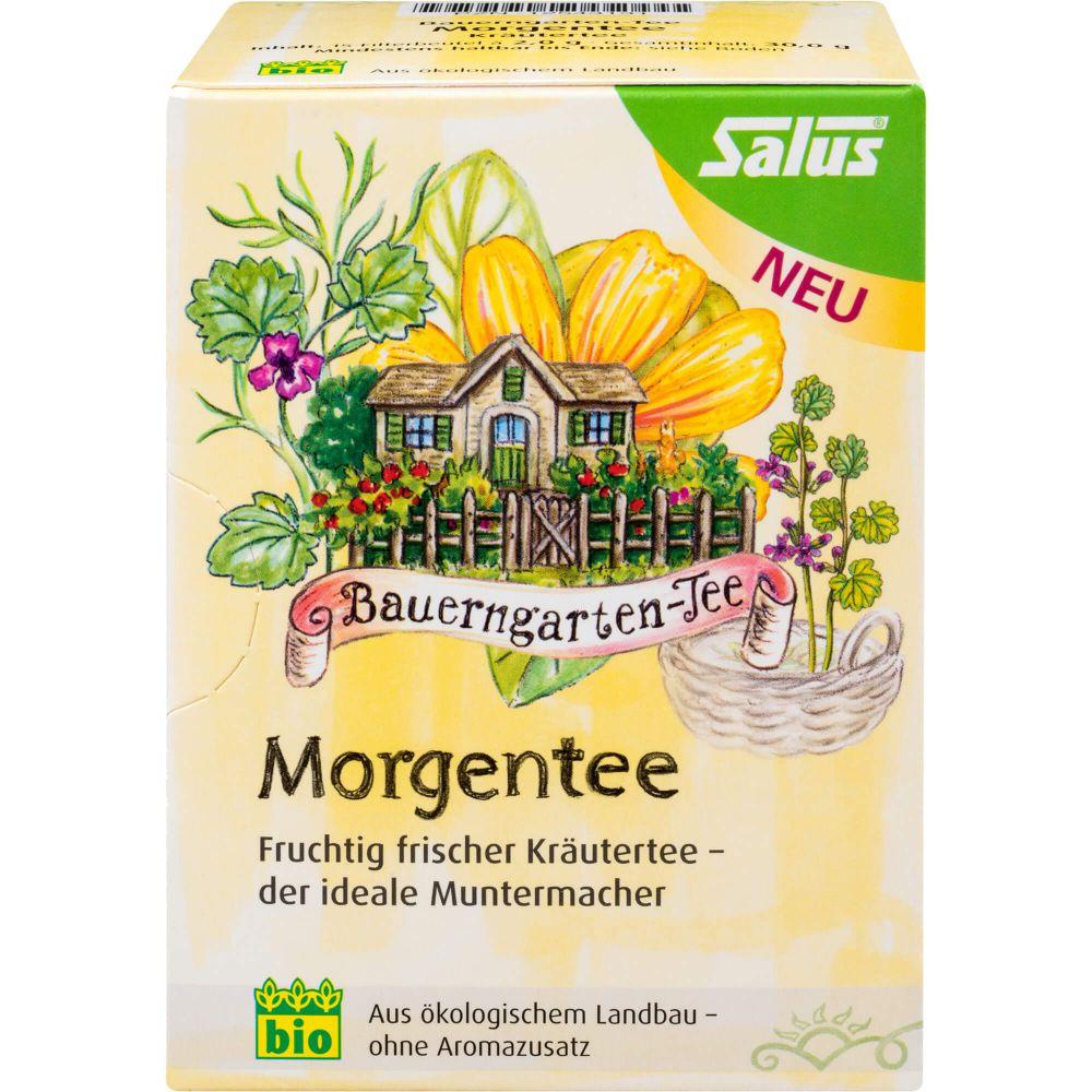 BAUERNGARTEN-Tee Morgentee Kräutertee Salus Fbtl.