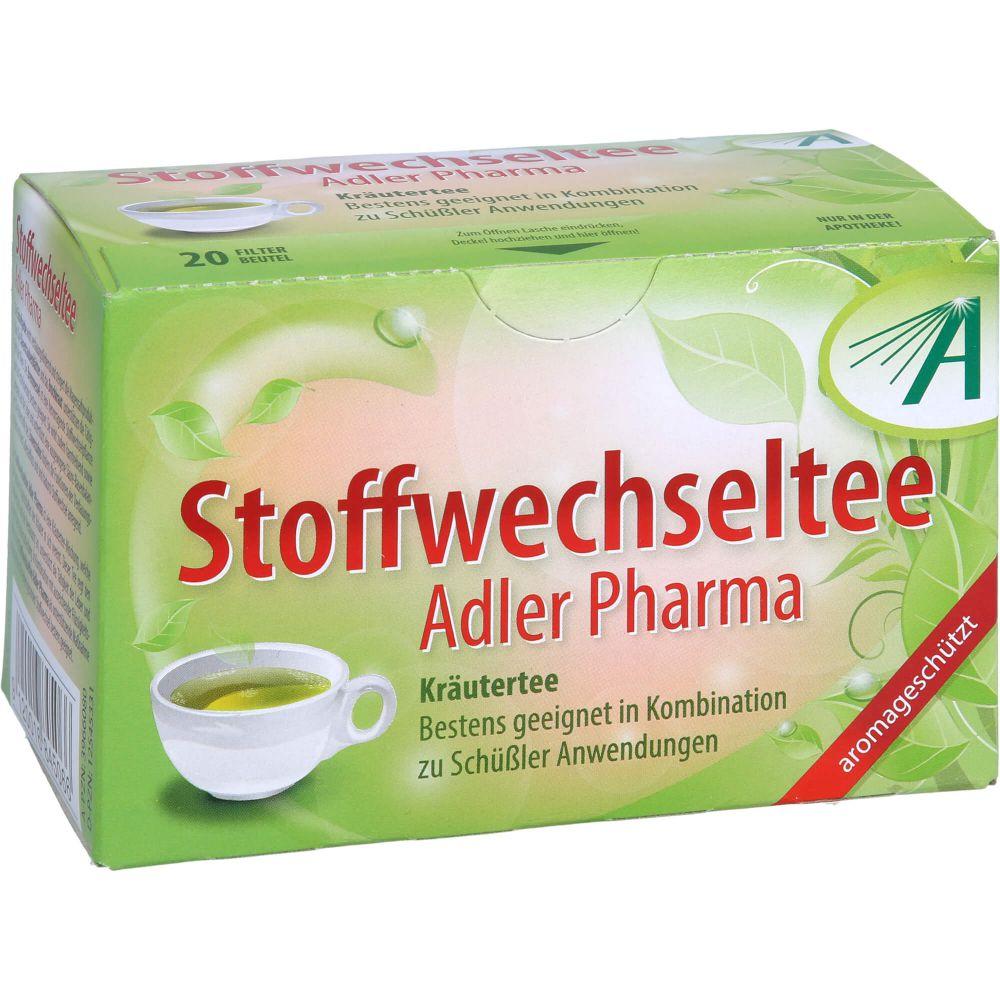 ADLER Stoffwechseltee Filterbeutel
