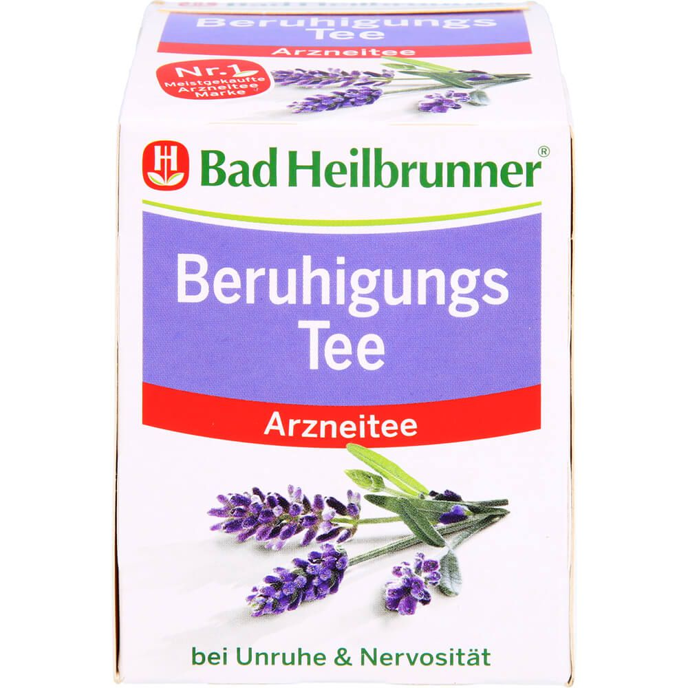 BAD HEILBRUNNER Beruhigungs Tee m.Lavendelbl.Fbtl.