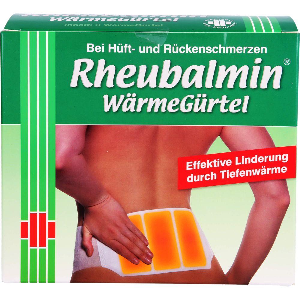 RHEUBALMIN WärmeGürtel