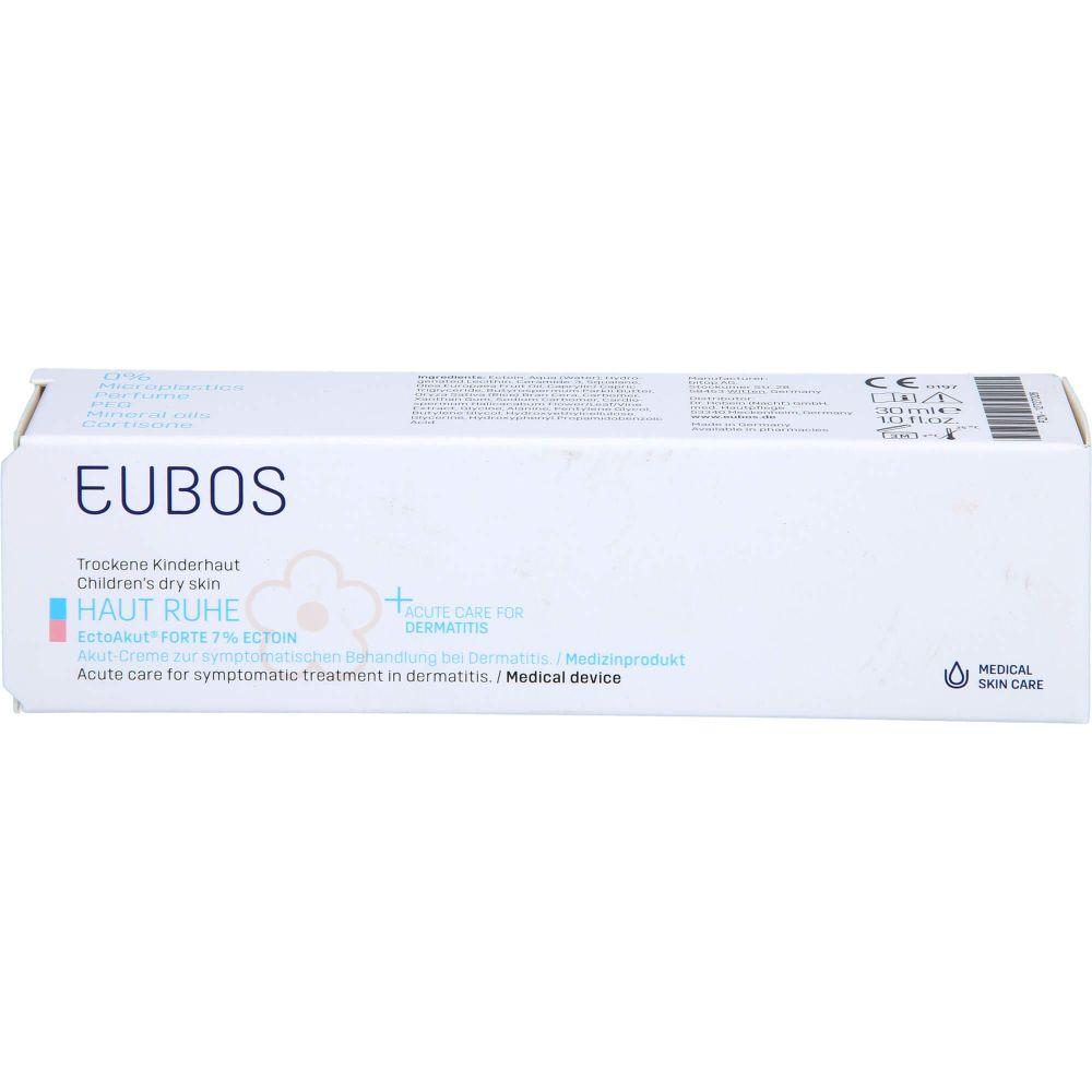 EUBOS KINDER Haut Ruhe EctoAkut forte 7% Ecto.Cr.