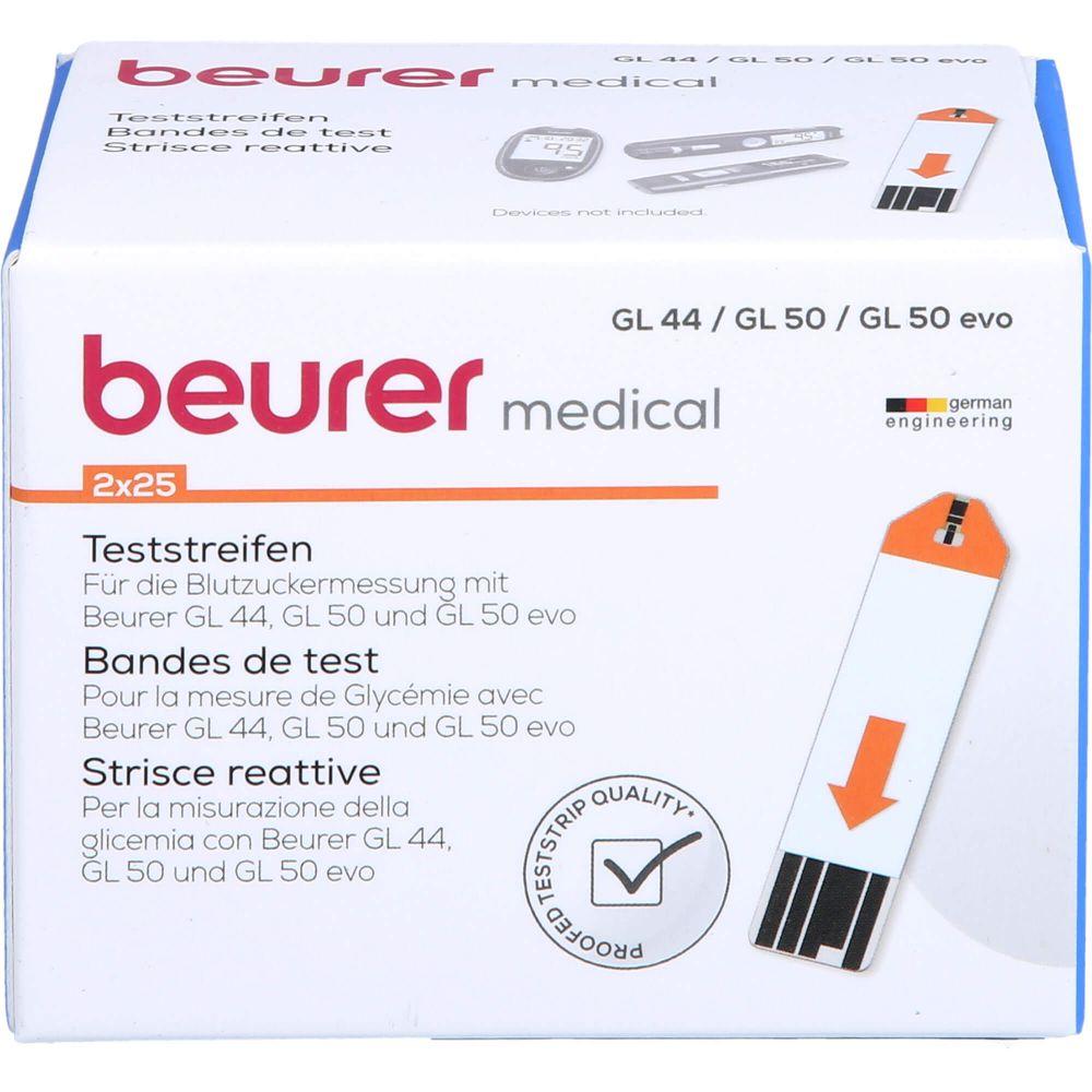 BEURER GL44/GL50 Teststreifen