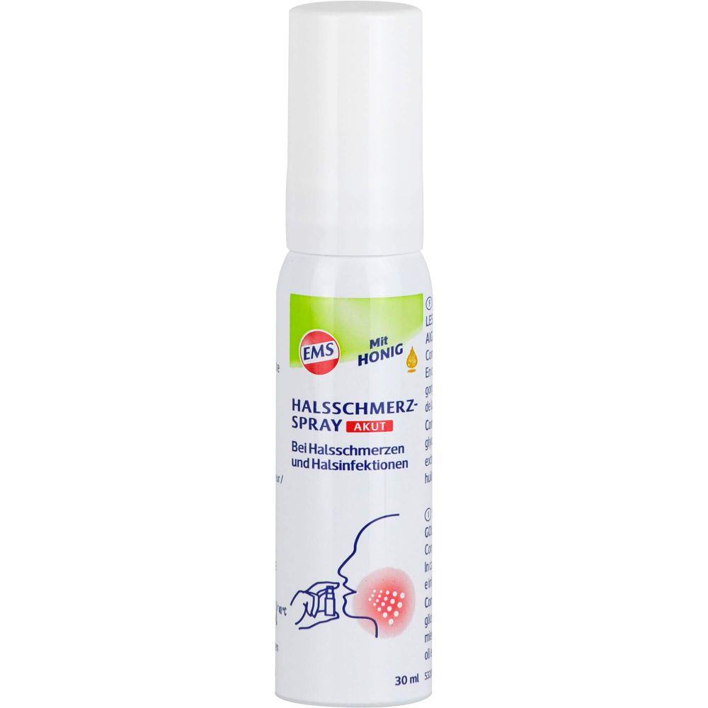 EMSER Halsschmerz-Spray akut