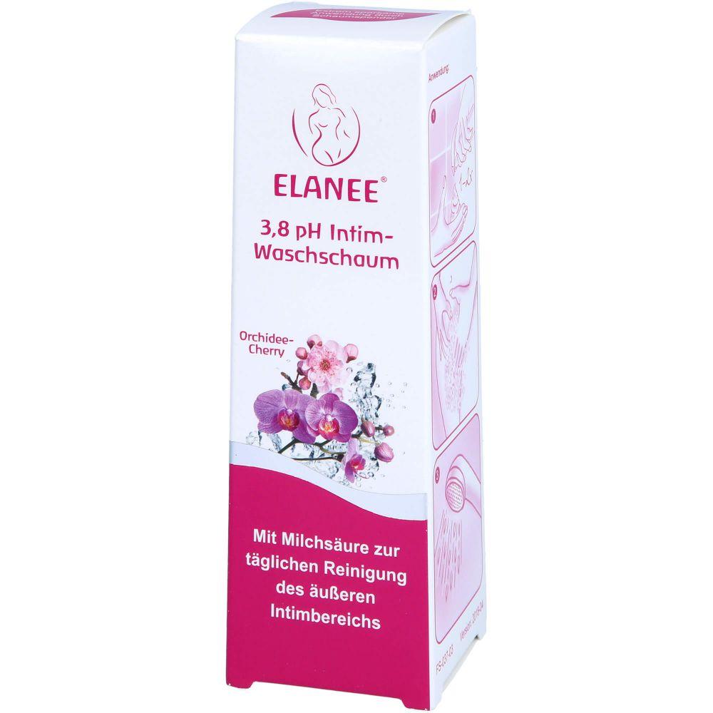 ELANEE Intim-Waschschaum 3,8 pH