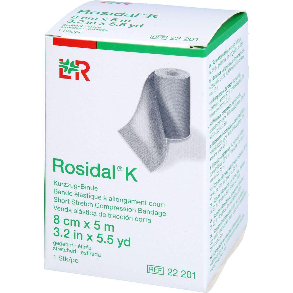 ROSIDAL K Binde 8 cmx5 m