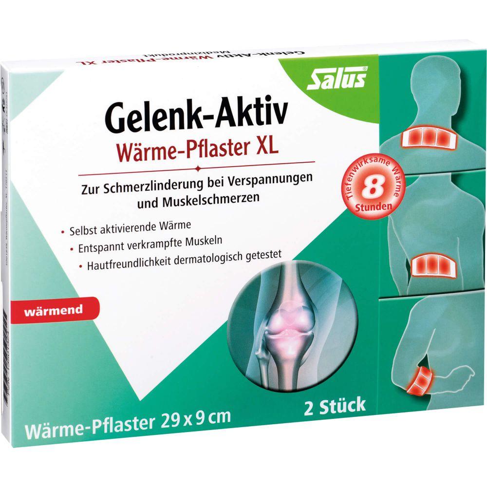 WÄRMEPFLASTER Gelenk Aktiv 9x29 cm Salus