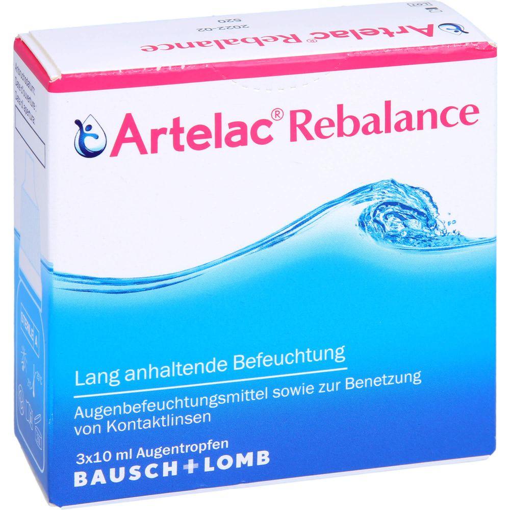 ARTELAC Rebalance Augentropfen
