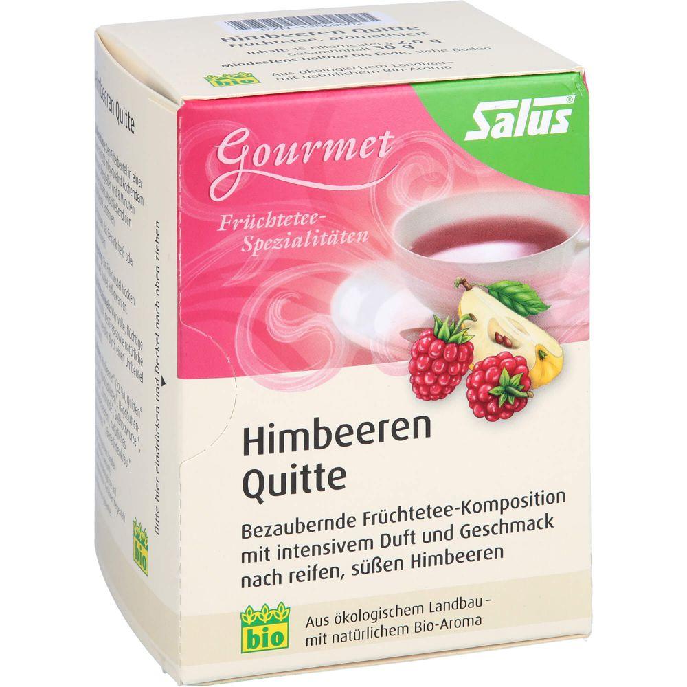HIMBEEREN Quitte Gourmet Früchtetee Bio Salus Fbtl