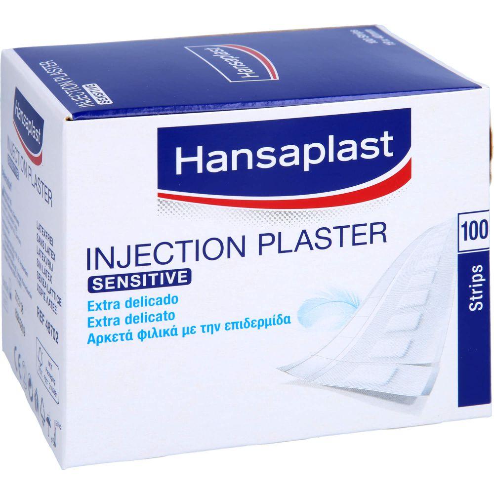 HANSAPLAST Sensitive Injektionspflaster 1,9x4 cm