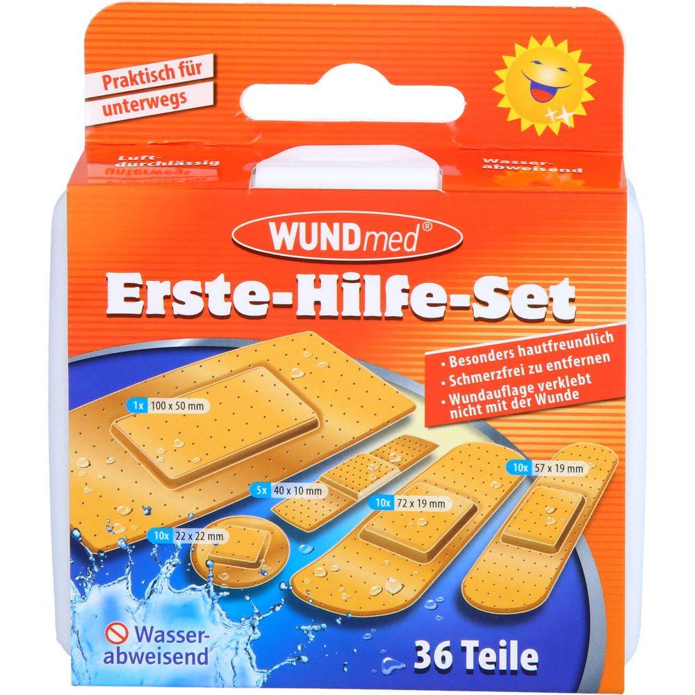 ERSTE HILFE-SET Pflaster 36 Teile