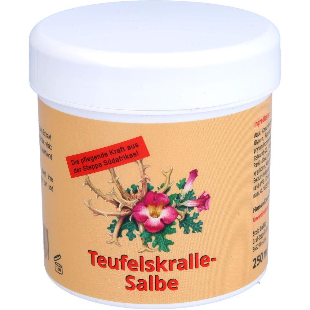 TEUFELSKRALLE SALBE