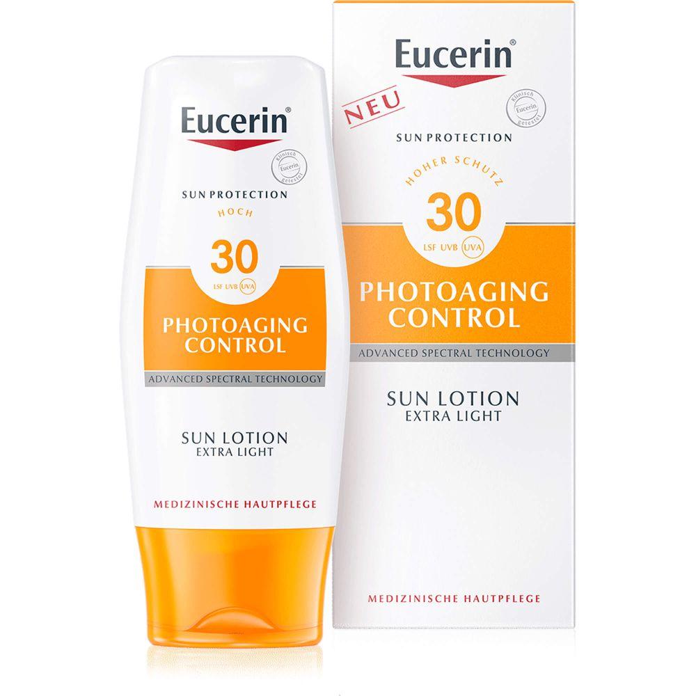 EUCERIN Sun Lotion PhotoAging Control LSF 30