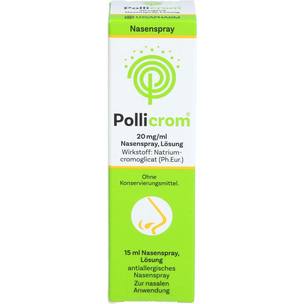 POLLICROM 20 mg/ml Nasenspray Lösung