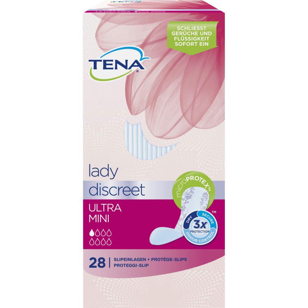 TENA LADY Discreet Einlagen ultra mini