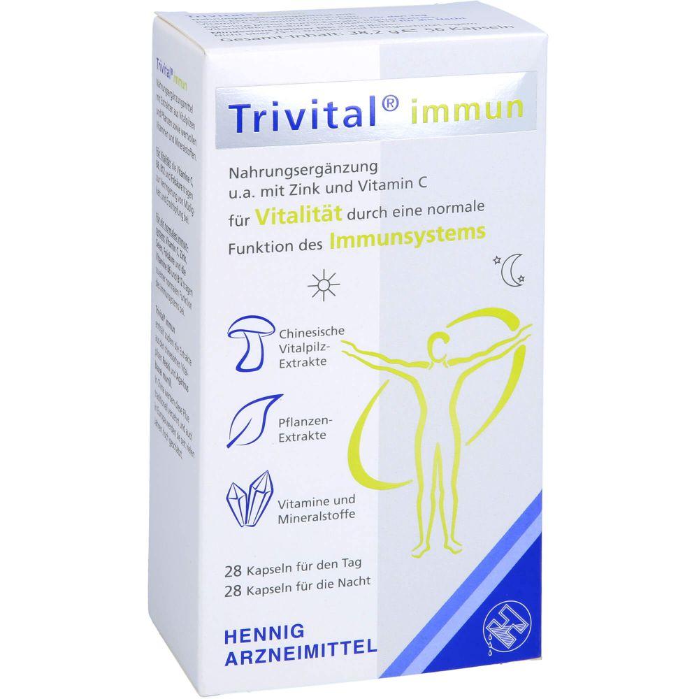 TRIVITAL immun Kapseln