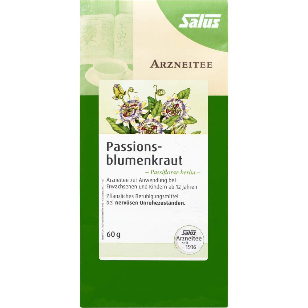 PASSIONSBLUMENKRAUT Arzneitee Passiflorae h.Salus